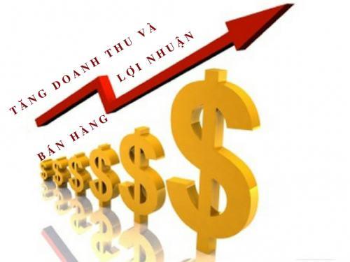 6 chiến lược để tăng doanh thu và lợi nhuận