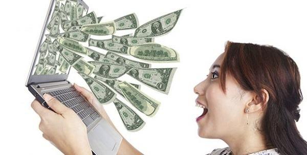 Kiếm tiền trên mạng